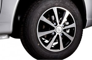 Tata Indica-e-XETA - Alloy Wheel