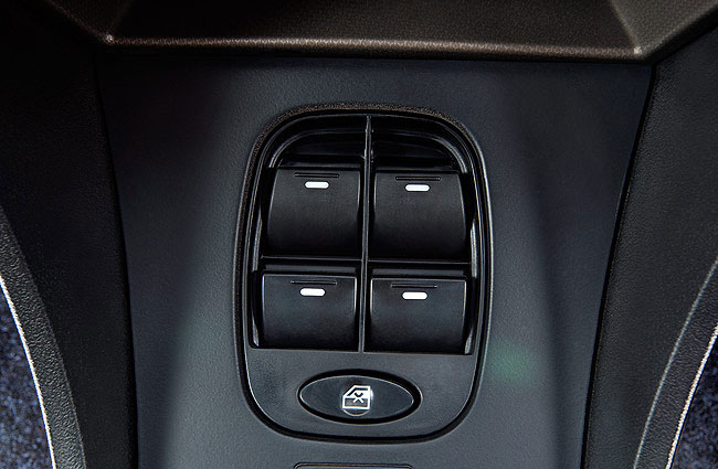 Tata Indica e-Xeta Power Windows