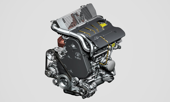 Tata Indica CR4 Engine