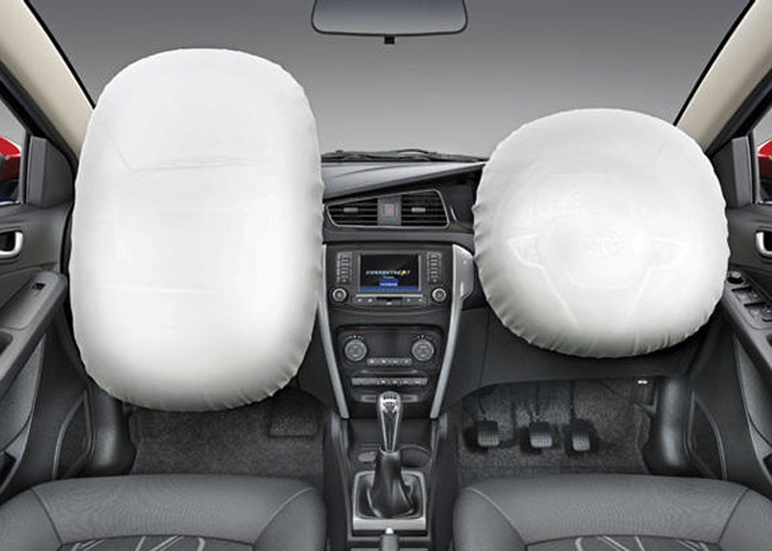 Tata Bolt Dual Front Airbags
