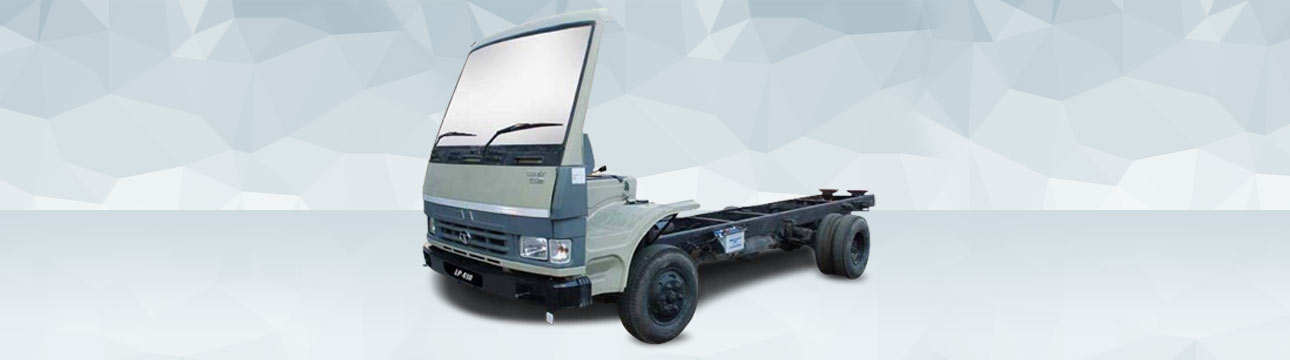 Tata Motors LP 410 Bus Chassis
