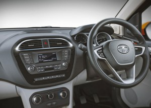 Tata Tiago Dashboard Interior Img1