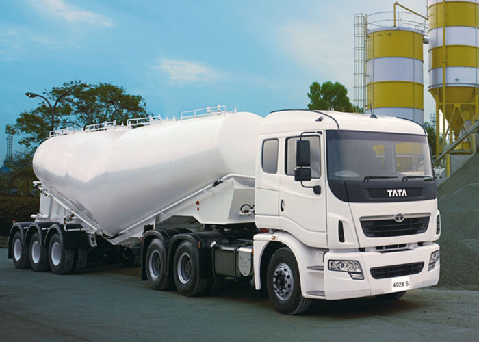 High Country Motors >> Tata Motors Cement Bulker Truck for Sale in Kenya