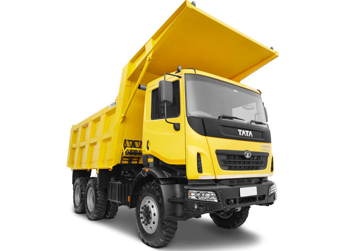 Tata Motors Tippers - Price & Specifications Tata Prima Truck Specification
