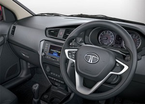 Tata Bolt Interiors