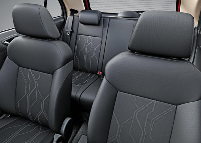 Tata Bolt Seats