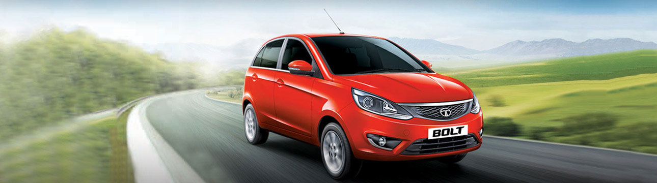Sporty Design Tata Bolt