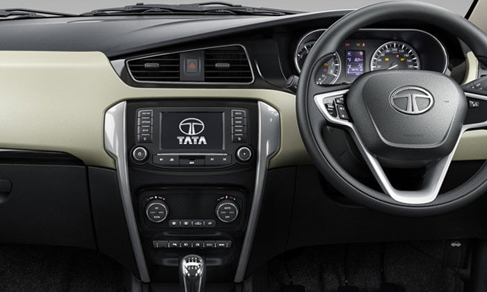 Tata Zest Premium Layered and Dual Tone