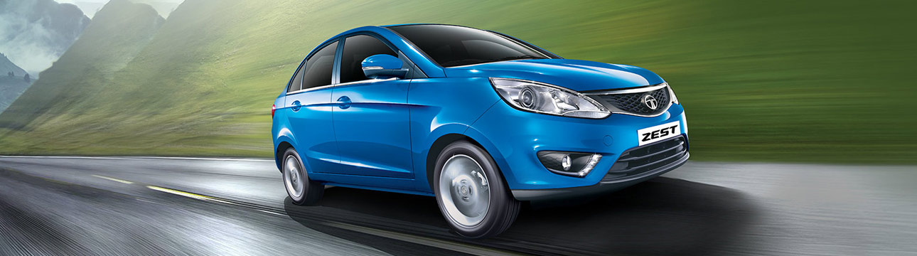Tata Zest - The Compact Sedan Car