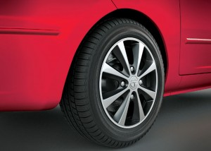 Tata Vista Wheel