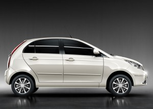 Tata Vista Trendy Hatchback Car