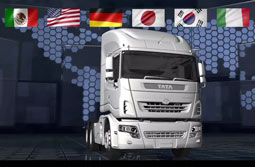 Tata Prima LX – The World-Smart truck