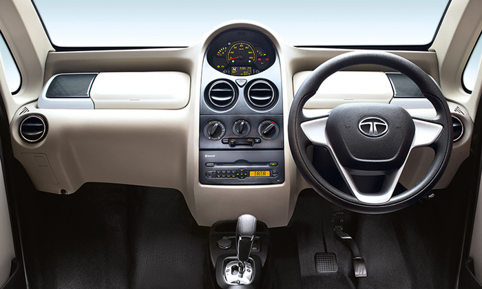 Tata GenX Nano Electric Power Assisted Steering with Speed Sensitivity