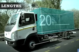 Tata Ultra - The Next Generation Light Commercial Truck