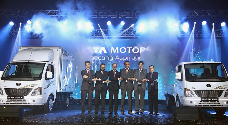 Tata Motors in partnership with DRB-HICOM launches three new