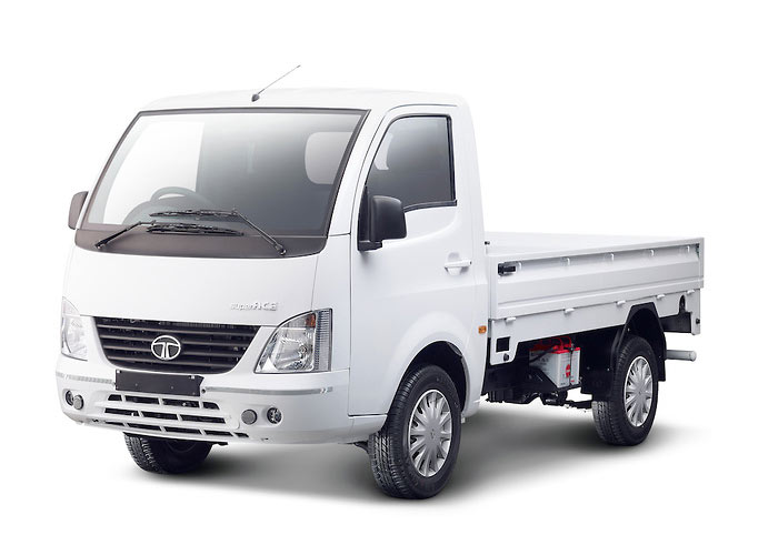 Tata Super Ace - Ideal Cargo Truck