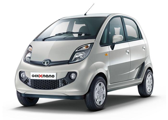 Tata GenX Nano: Latest Hatchback And Affordable Small Car
